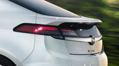 Der neue Opel Ampera – Energiefluss