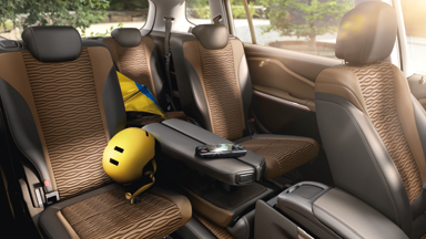New Opel Zafira Tourer - Lounge Seating System